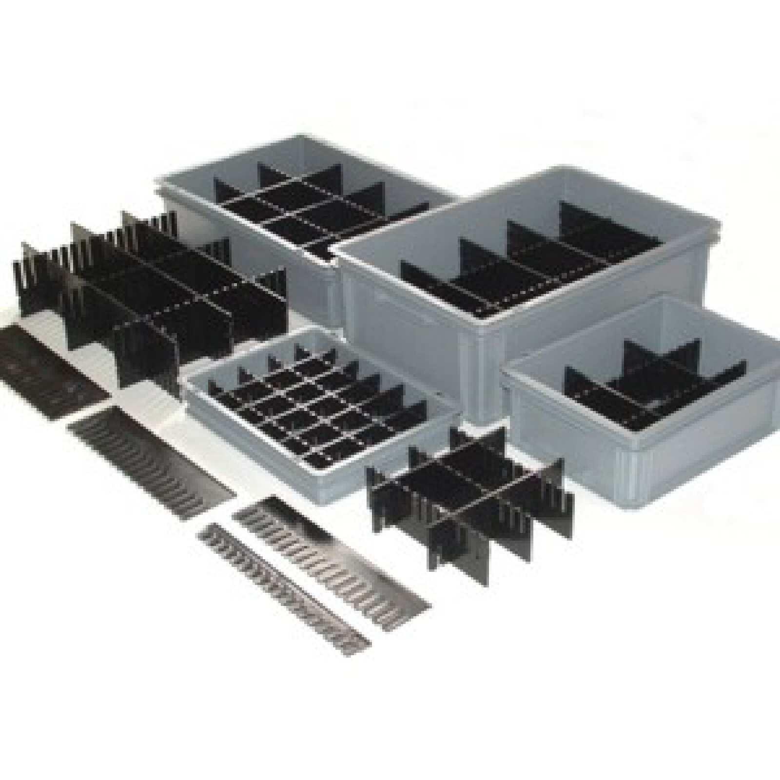 Contenitori in plastica 40x60 cm socepi for Fioriere rettangolari in plastica