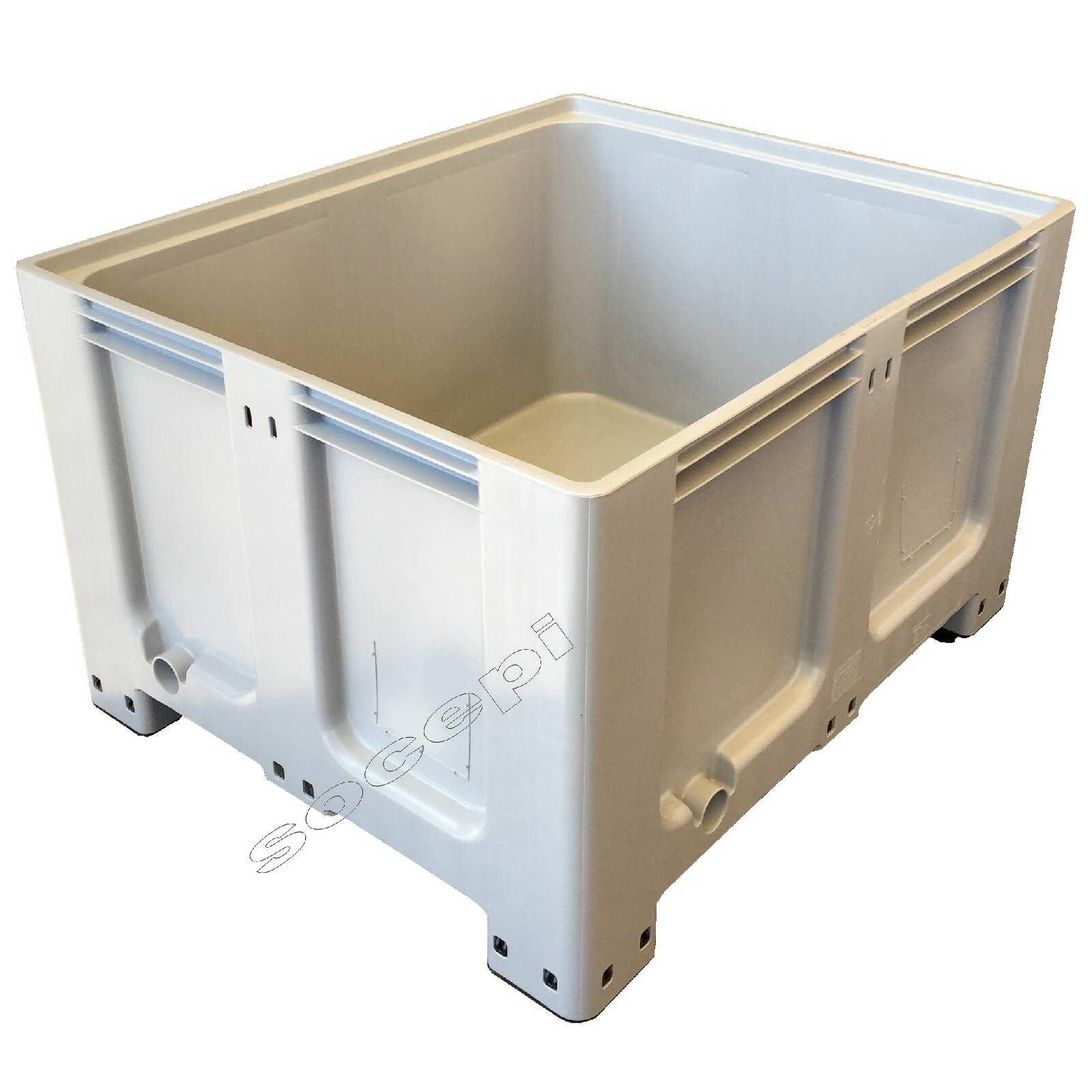 Grandi contenitori bins socepi for Tartarughiera in plastica grande