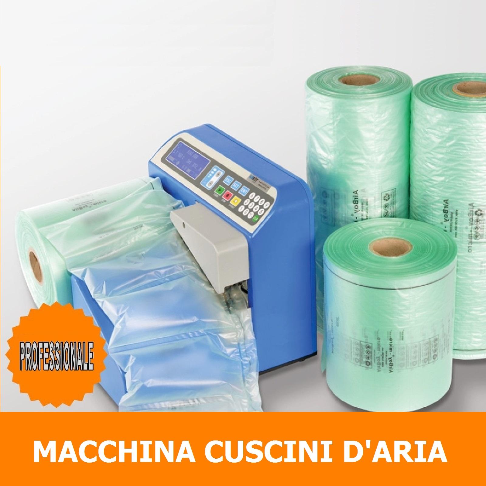 Macchina Cuscini D Aria.Macchina Per Riempimento Cuscini Ad Aria Professionale Miniair