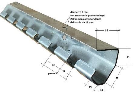 Tende flessibili a strisce in PVC