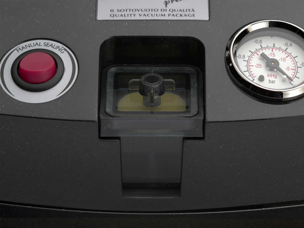 macchina per sottovuoto Perfect Vacuum® S250