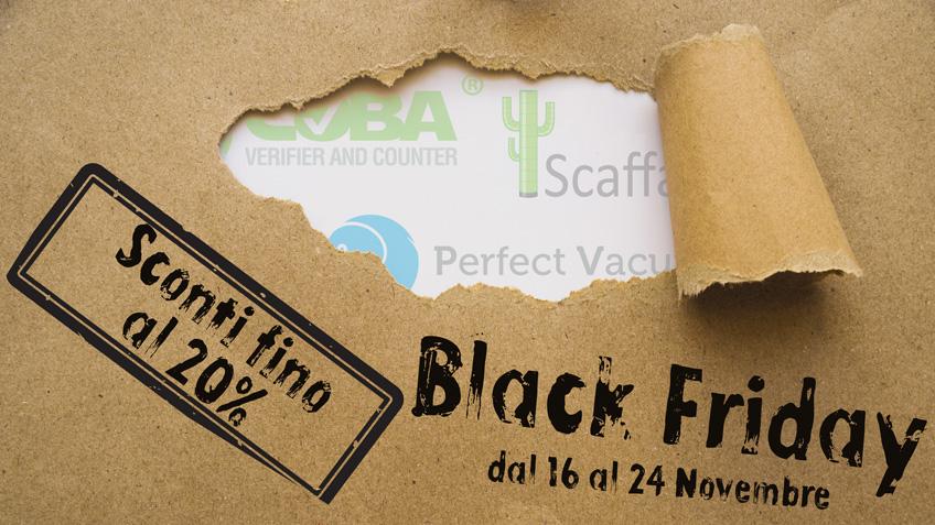 Socepi - promozione black friday