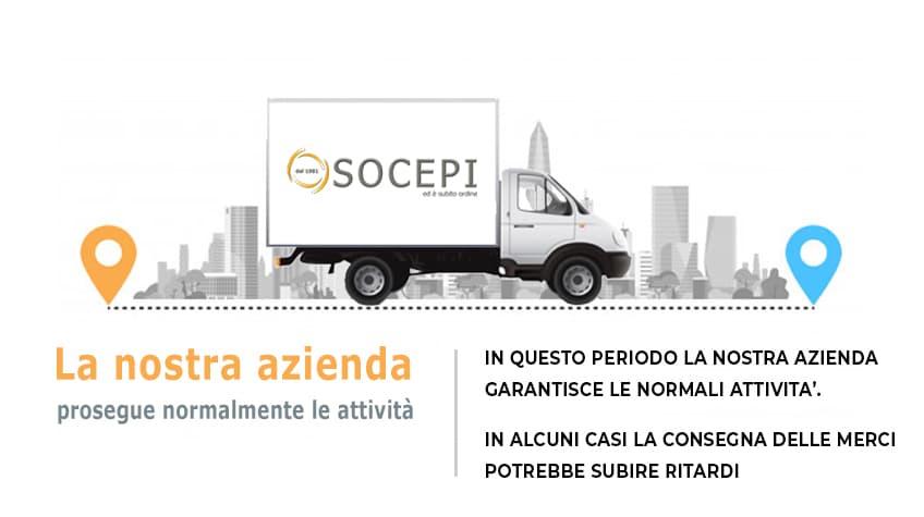 Socepi - ed è subito ordine - marzo 2020