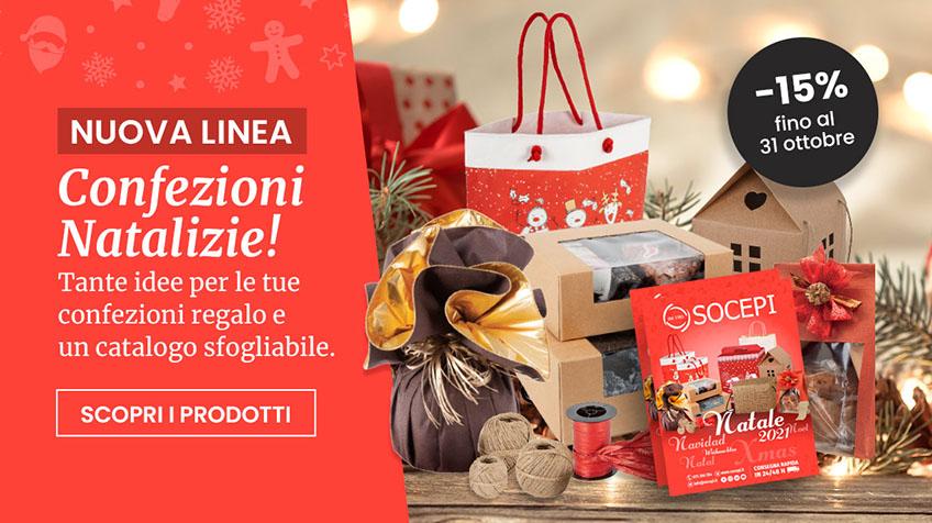 Socepi - promo Natale 2021